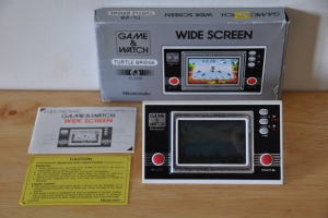 Nintendo Game Watch - £67 (3)